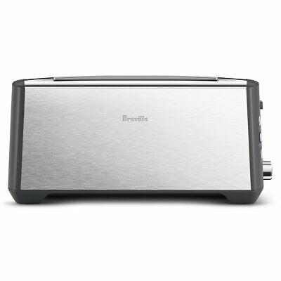 AU86 • Buy NEW Breville BTA440BSS The Bit More Plus 4 Slice Toaster