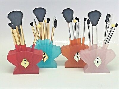 AU96 • Buy 6 Piece Cosmetic Beauty Makeup Kit TO-311 With Matching Brush Holder Box Sets