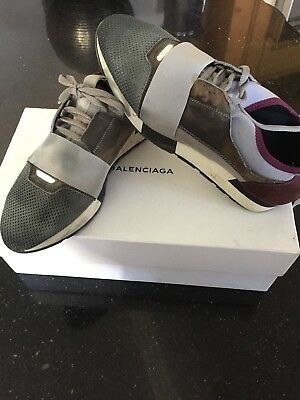 4d004926176a BALENCIAGA Men s Sneakers Trainers Tess S.Gomma RRP £495. Sale Ends Monday