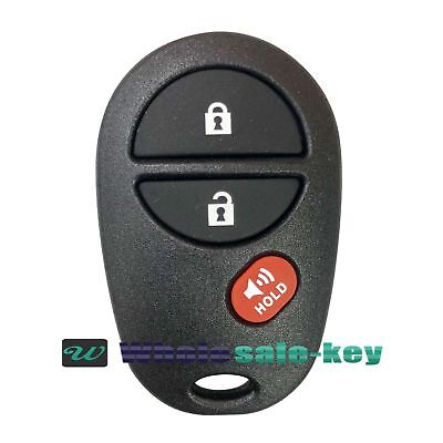 $ CDN11.28 • Buy NEW Keyless Entry Remote Control Replacement For Tundra Tacoma Sequoia GQ43VT20T