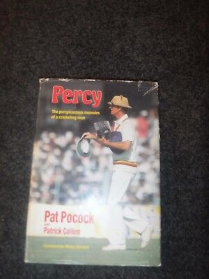 AU40 • Buy Cricket Book Signed By Pat Pocock