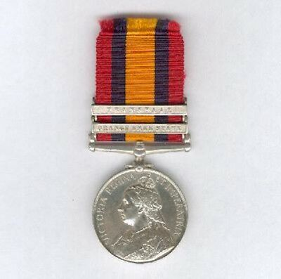 AU471.36 • Buy QSA Medal To 2851 Serjeant A. T. Dean, South African Light Horse