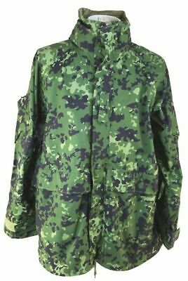 $112.08 • Buy ECWCS MVP Jacket US Army Mens Parka Military Smock Danish Camouflage M84 48-50