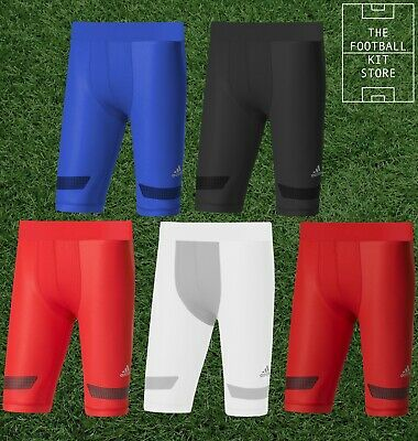 £17.99 • Buy Adidas Techfit Chill Shorts - Base Layer / Compression - All Sizes & Colours