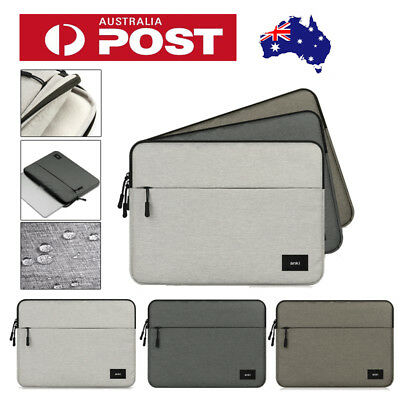 AU23.59 • Buy AU STOCK Laptop Sleeve Case Notebook Carry Pouch For MacBook HP DELL 11 12 13 15