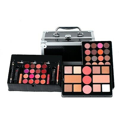 AU59.99 • Buy Makeup Kit Cosmetic Set Girls Eyeshadow Palette Blusher Lipstick Beauty Case M18