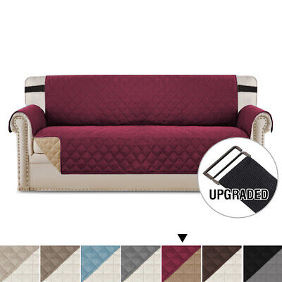 AU19.95 • Buy Sofa Protector Cover Couch Covers Sofa Slip Cover 1/2/3/4 Seater And Recliner