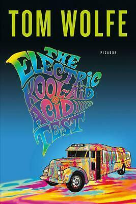 The Electric Kool-Aid Acid Test By Tom Wolfe (English) Paperback Book Free Shipp • 16.01£