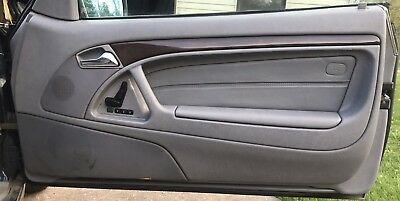 $149.99 • Buy Mercedes Benz R129 SL 320 500 600 Gray Passengers Right Side Interior Door Panel
