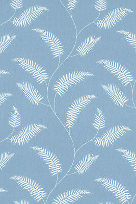 £79 • Buy Sephora Sky Made To Measure Patterned (Leaves) Dim-out Complete Roller Blind