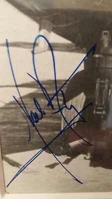 $3475.25 • Buy Neil Armstrong Signed X-15 Photo Apollo 11 1'st MAN ON THE MOON FREE SHIPPING!!!