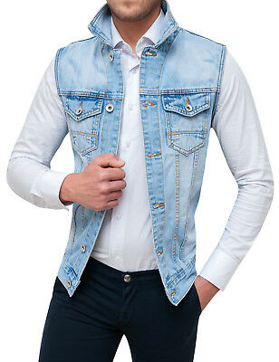 new products 0b46a 722cf Gilet Jeans