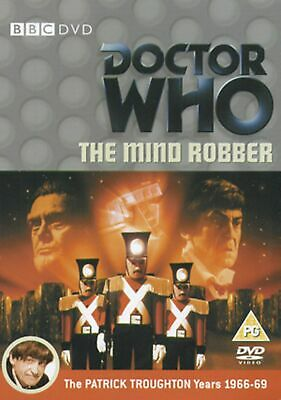 Doctor Who: The Mind Robber [DVD] • 6.99£