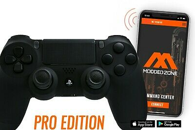 AU213.57 • Buy  PRO EDITION  PS4 SMART Custom Rapid Fire Modded Controller Mods For FPS Games.
