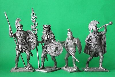 $29 • Buy Tin Toy Romans And Greek Figures Soldiers 54 Mm Exclusive Collection #2