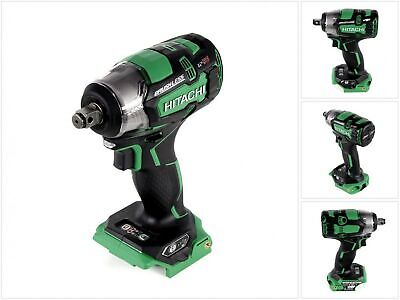HITACHI WR18 DBDL2 18V IP54 Brushless Impact Wrench • 149.99£