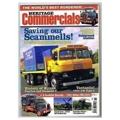 £5.95 • Buy Heritage Commercials Magazine November 2013 Mbox3344/e Saving Our Scanmmells!