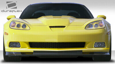 $563 • Buy Duraflex ZR Edition Front Bumper Cover For 2005-2013 Chevrolet Corvette C6