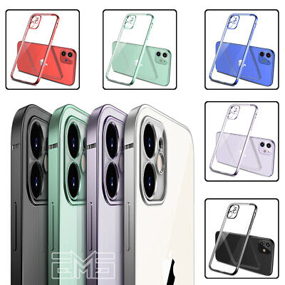 AU4.95 • Buy For Apple IPhone 12 11 Pro XS Max XR X 7 8 Plus SE Clear Case Shockproof Cover