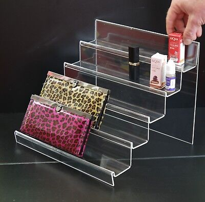 £18 • Buy Acrylic Mobile Phone Purse Bag Stand Holder Retail Shop Display Clear PR30C
