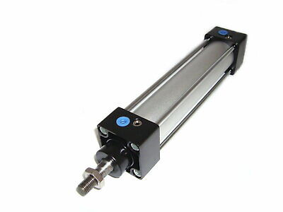 Pneumatic 32mm 1/8  BSP Double Acting Cylinders Many Lengths 50-1000mm SC, UK  • 46.91£
