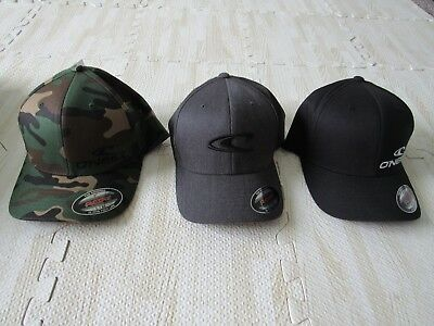 $22 • Buy O'neill Mens Flexfit Hats Nwt