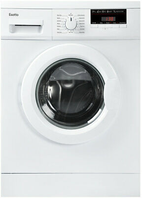 AU499 • Buy NEW Esatto EFLW75 7.5kg Front Load Washing Machine