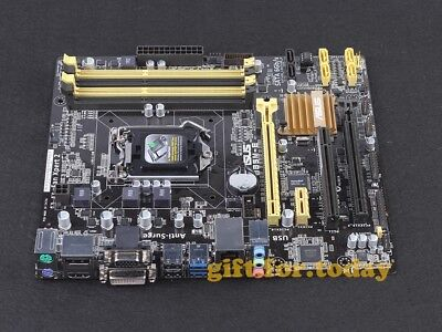 AU88.60 • Buy ASUS B85M-E LGA 1150 Intel B85 DDR3 VGA DVI HDMI USB3.0 Motherboard With I/O