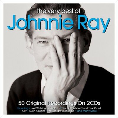 Johnnie Ray - The Very Best Of 2cd • 5.99£