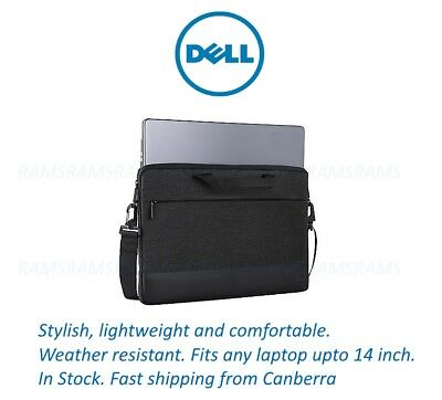 AU29.99 • Buy Genuine Dell Notebook Laptop Tablet Sleeve Cover Case Bag UPTO 14 13 Thin Pro