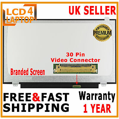 AU69.11 • Buy Replacement BOE HB140WX1-301 V4.1 EDP Laptop Screen 14  LED LCD HD Display