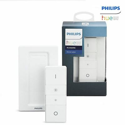 AU75.97 • Buy PHILIPS Hue Dimmer Switch Smart Wireless LED Lighting Remote Control