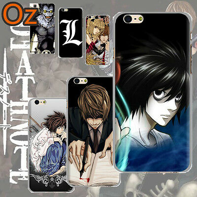 AU11 • Buy Death Note Case For Sony Xperia XZ2 Premium, Quality Painted Cover WeirdLand