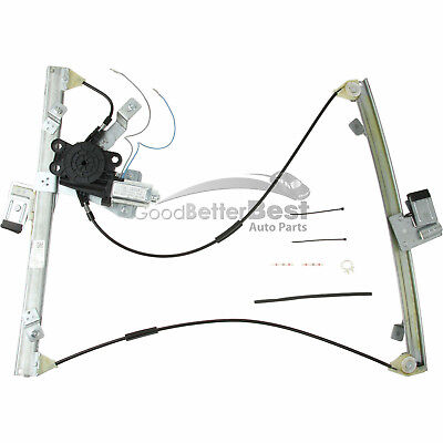 $165.75 • Buy One New Ac Rolcar Window Regulator Front Left 016405 For Jaguar X-Type