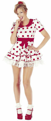 Dolly Doll Ladies Fancy Dress Costume 'miss Dolly' Sexy Outfit, Sizes: S-xl • 28.99£