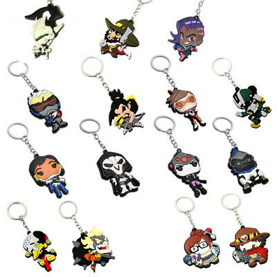 AU5.50 • Buy Overwatch Keyring / Keychain (Free Shipping Within Australia)