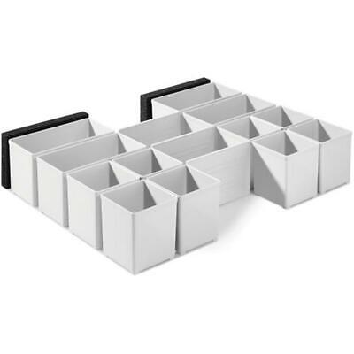 £20.89 • Buy Festool Insert Boxes For Sys-Combi 2/3, U. Sys 4 Tl-Sortainer 201124