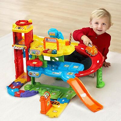 £54.55 • Buy VTech Go Go Smartwheels Park And Learn Deluxe Garage, Baby Toddler Child Car Toy