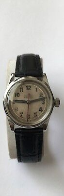 $ CDN950 • Buy 1942 Rare Vintage Oyster Raleigh Military Watch 15 Rubies Swiss Great Britain