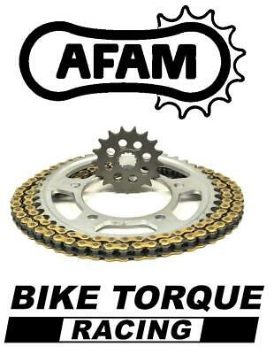 AU135.89 • Buy Yamaha XVS125 Dragstar 00-05 AFAM Recommended Chain And Sprocket Kit