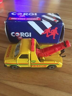 Corgi Ford Wrecker Truck  Boxed • 12.80£