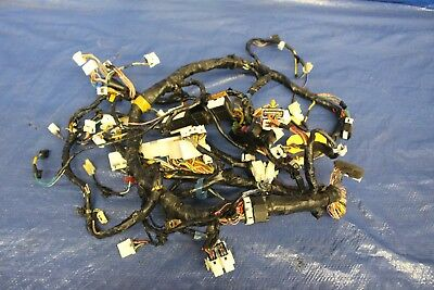 $79.99 • Buy 2010 Mitsubishi Lancer Evolution X Gsr Oem Interior Dash Wiring Harness #526