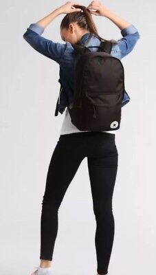 67d727593c41 Converse X Chuck Taylor All Star Core Original Backpack Gym Black OS NEW!