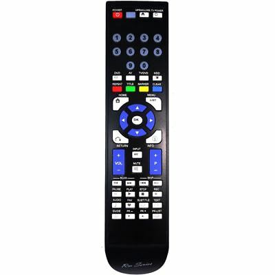 £14.95 • Buy *NEW* RM-Series Replacement DVD Recorder Remote Control For LG DRT389H