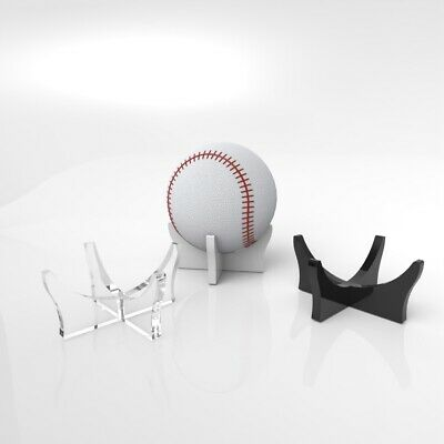 £2.69 • Buy Acrylic Baseball Ball Display Stand / Signed Autographed Perspex Holder