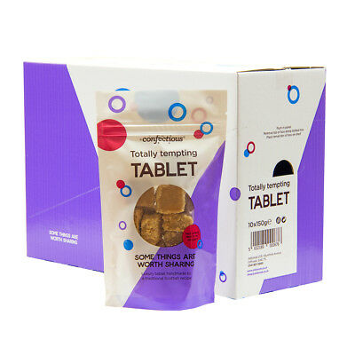 £6 • Buy Confectious Totally Tempting Tablet - Handmade Daily - Scottish Tablet