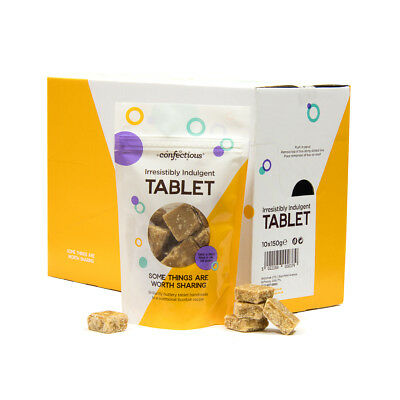 £5.50 • Buy Confectious Irresistibly Indulgent Tablet - Handmade Daily - Scottish Tablet