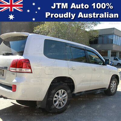 AU55.99 • Buy Weather Shields Window Visors To Suit Toyota Landcruiser LC200 Series 2007-2020