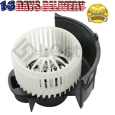 $ CDN54.23 • Buy New A/C Heater Blower Motor W/ Fan Cage Front For Touareg Q7 Cayenne 7L0820021Q