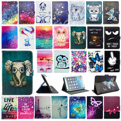 AU18.49 • Buy For Samsung Galaxy Tab A A6 7-10 In Tablet Universal Printed Leather Case Cover